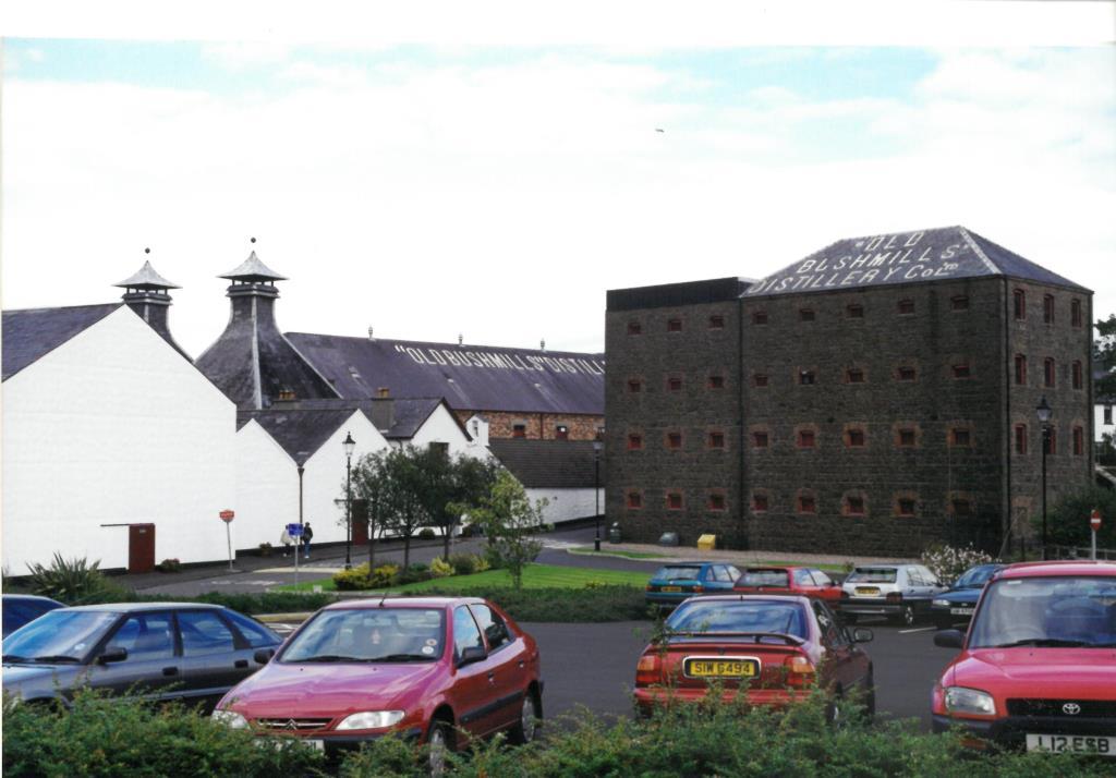Bushmills Destillery