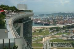 Hotel Marina Bay Sands e Porto