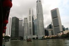 Rio Singapura e Boat Quay