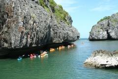 Parque Nacional Ang Thong