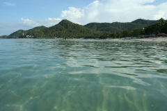 Praia de Chaweng Noi